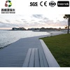 Good Prices wpc flooring Anti-UV Red Sandalwood Outdoor wood plastic composite flooring