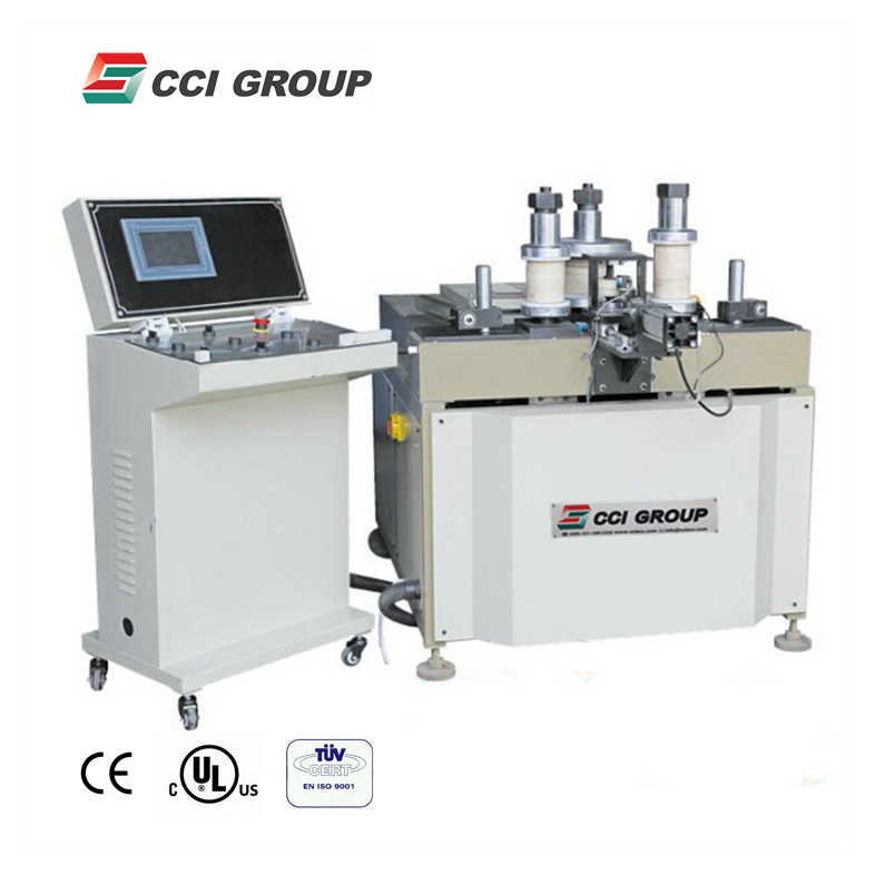 LWY-CNC-200 Classic Aluminum Arch Window Profile Bending Machine with CNC