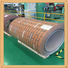 trade assurance Prepainted galvanized steel coil , galvalume steel coil , color coated PPGI made in china