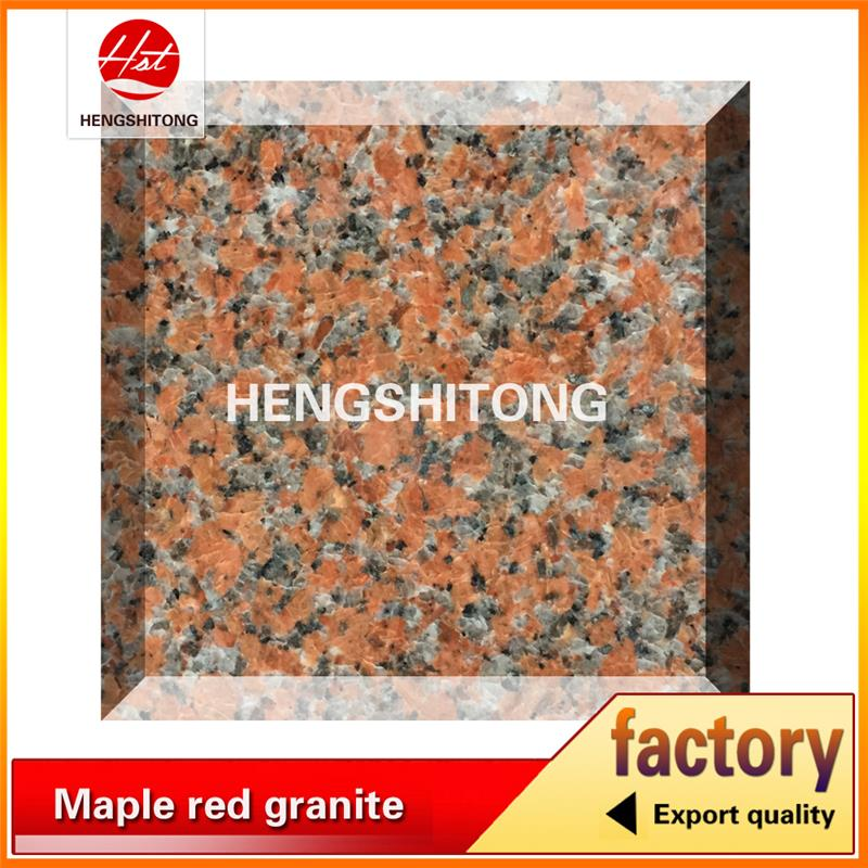china G562 red granite flooring stone rajasthan stair