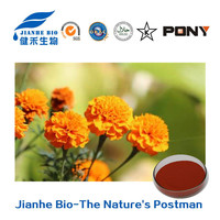 Chinese herbal Marigold extract lutein 10%/Supply natural Food Grade Marigold Flower Extract 5% Zeaxanthin powder