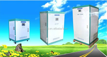 70KW output power triple output type off grid inverter for solar/wind power system