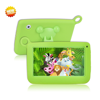 Best Tablet for Kids Preinstalled iWawa Kids Software Support Parent Control Android 5.1 Tablet for Kids Children