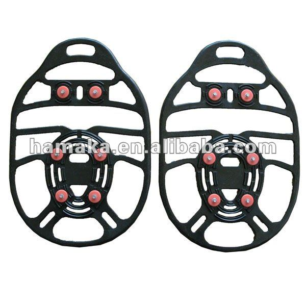 Portable And Safety Anti-shid Snow Shoes Cover In The Snow