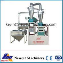 low price flour mill plant/industrial flour milling equipment/automatic corn flour mill