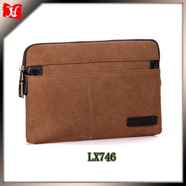 Classical vintage PU black men clutch envelope bags , cluth envening bags,men purse