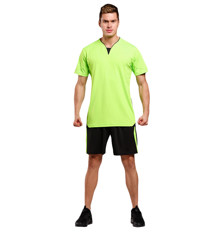 Cheap Price New Sublimation Training Soccer Jersey
