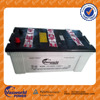 12v 200AH sealed dry charged lead acid battery 12v for car & truck,hot car battery