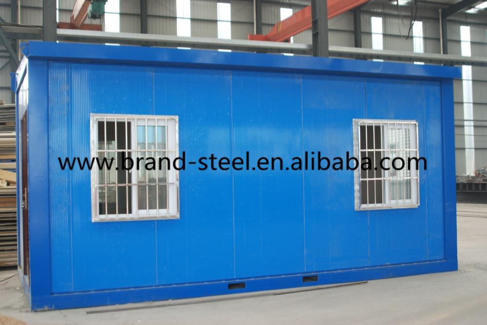 Fertighaus beweglichen modulare container haus zum verkauf for Fertighaus container haus