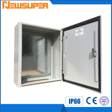 Manufacturer supply high quality waterproof electric metal enclosure meter box