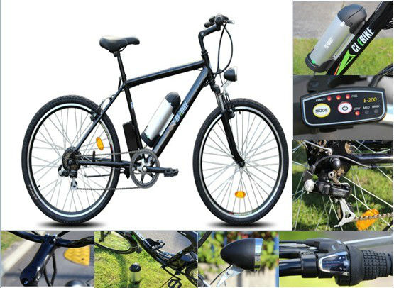 New style 26 inch High Quality Aluminium Alloy Electric bicycle/E-Bike
