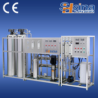 High desalting rate ro water machine water treatment plant with cheap price