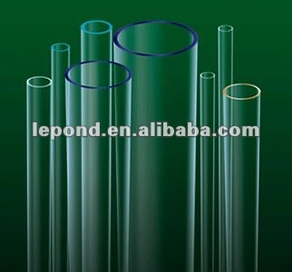 2.5-20mm Translucence Quartz Glass tube