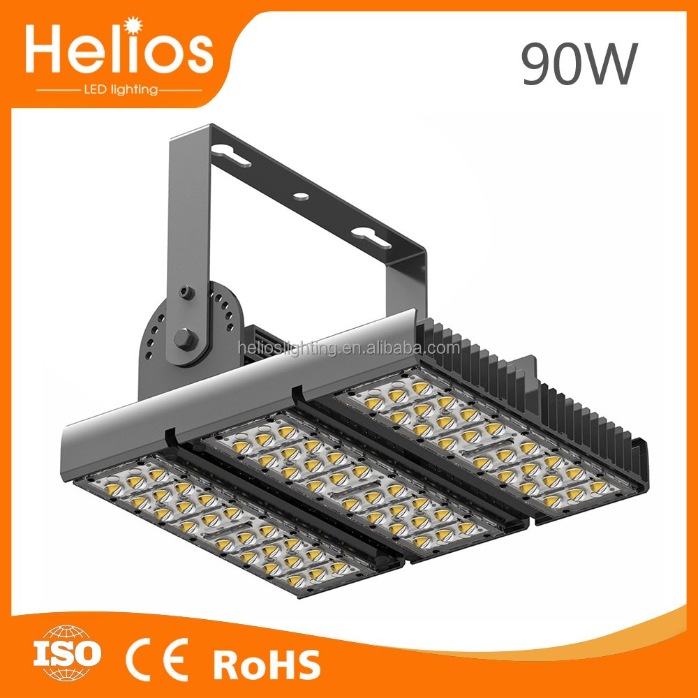 High power 90w led flood light square outdoor tunnels used 90w led tunnel light
