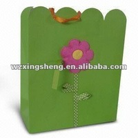 small order Free samples euro style paper shopper 2013 high quality fashion paper bag