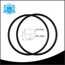 Carbon bicycle high precision 16-36H 30mm width 29er mtb rim