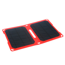 High Quality Power Bank Solar Foldable Battery Charger Outdoor Mobile Solar Panels