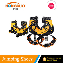 Shoes jumpping kangaroo bounce shoes