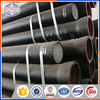 16 Years Professional Experience Accepted Customied Ductile Iron k9 Pipe Pricing