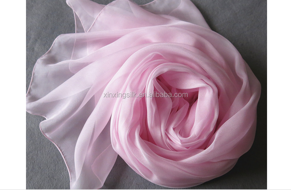 100% silk scarf wholesale china
