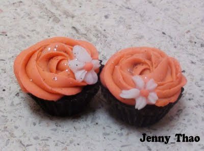 cute cupcake wedding soap
