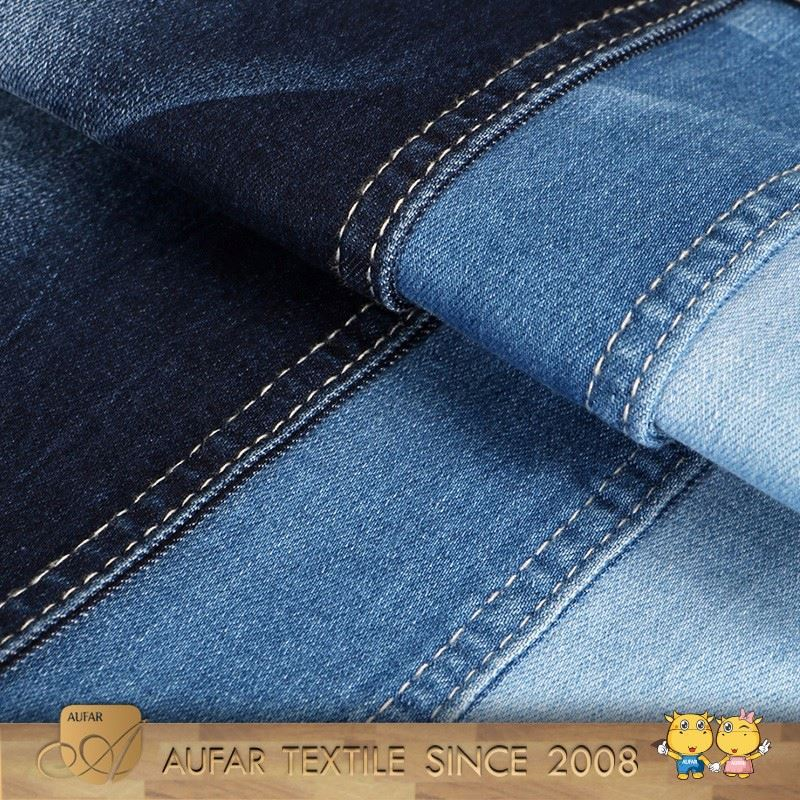 3531B121 Made in china high quality denim fabric swatches