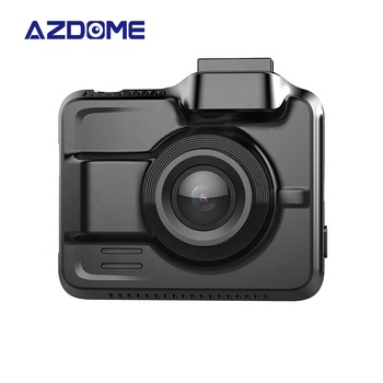 New 2.35 Inch LCD 4K Ultra HD 3840*2160 30FPS Car Dash Cam with Wi-Fi and GPS Super Capacitor