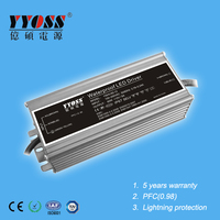 DC48V 1.25A 60W switching power supply Waterproof led driver,led power ROHS CE IP67