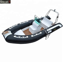 2018 Year Popular Fiberglass Rowing Boat