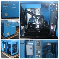 industrial variable speed air compressors