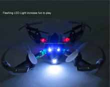 2.4G 4 CH 6 Axis Gyro Airplane RC Drone RTF Outdoor Toy RC Quadcopter Helicopter UFO