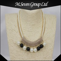 Wholesale Latest Design Pearl Necklace, Pearl Beaded Necklace, Pearl Necklace