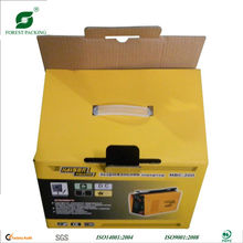 CLAMSHELL PACKING BOX FP200905