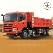 Dayun 8*4 12whee tipper DAYUN dump truck with 310HP new dumper truck price for sale