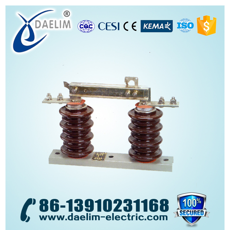 Low Voltage 12kv 650A Rotary Disconnect for Outdoor