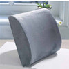 Comfortable and soft lumbar cushion car back support pillow