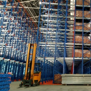 Warehouse Storage Drive-in racking