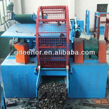 Car & Truck Tyre Shredder For Tyre Pyrolysis Plant