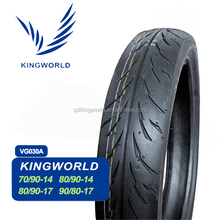 90/80-14 80/90-14 Solid Rubber Motorcycle Tire