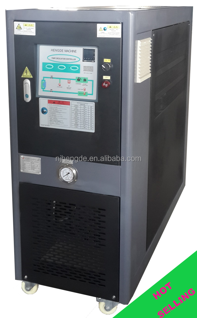 Ce Amp Iso9001 Industrial Oil Mold Temperature Controller