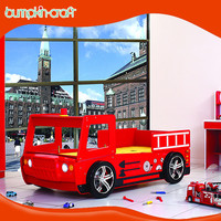 Hongkong Bumpkincraft truck Speedy kids Fire Engine bed for children