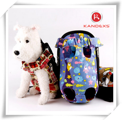 2016 New Arrival Hot selling Outdoor Dog Cat Nylon Pet Carrier Backpack Bear Sleeping Bag