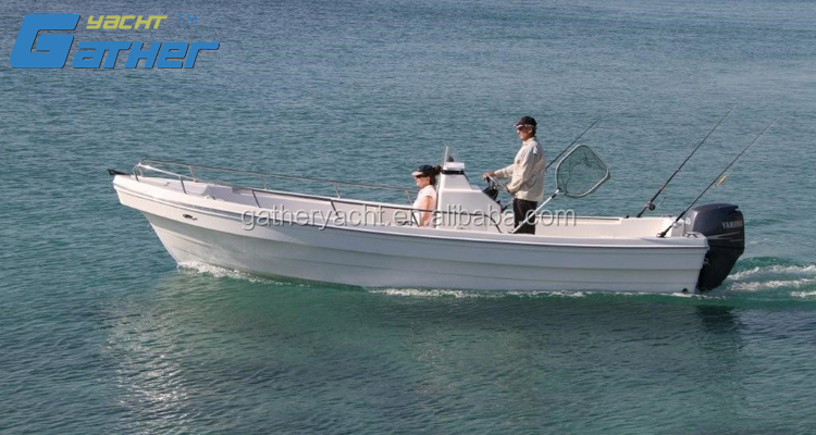 GATHER YACHT NEW MODEL FISHING BOAT PANGA 22 (FISHING BOAT PANGA BOAT)