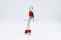 Unique 2 in 1 Keyring USB Data Cable for Android smart phones made in China