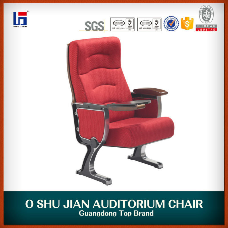 folding meeting room auditorium chair with table SJ9609
