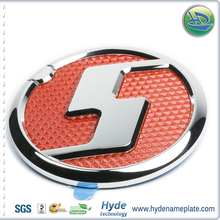 3D auto labels car stickers,custom cheap plastic 3D car logo badge emblems