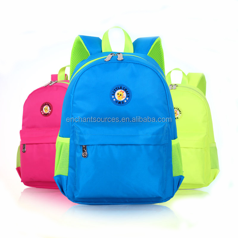 Preschool child school bag kids school backpack