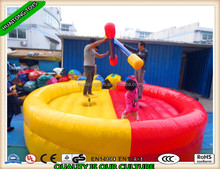 best popular save 5% durable inflatable gladiator jousting ring/high quality inflatable joust arena for sale
