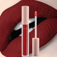 Makeup Direct Supplier Halal Cosmetics Brands Long Lasting Makeup Cosmetic Liquid Matte Lipstick