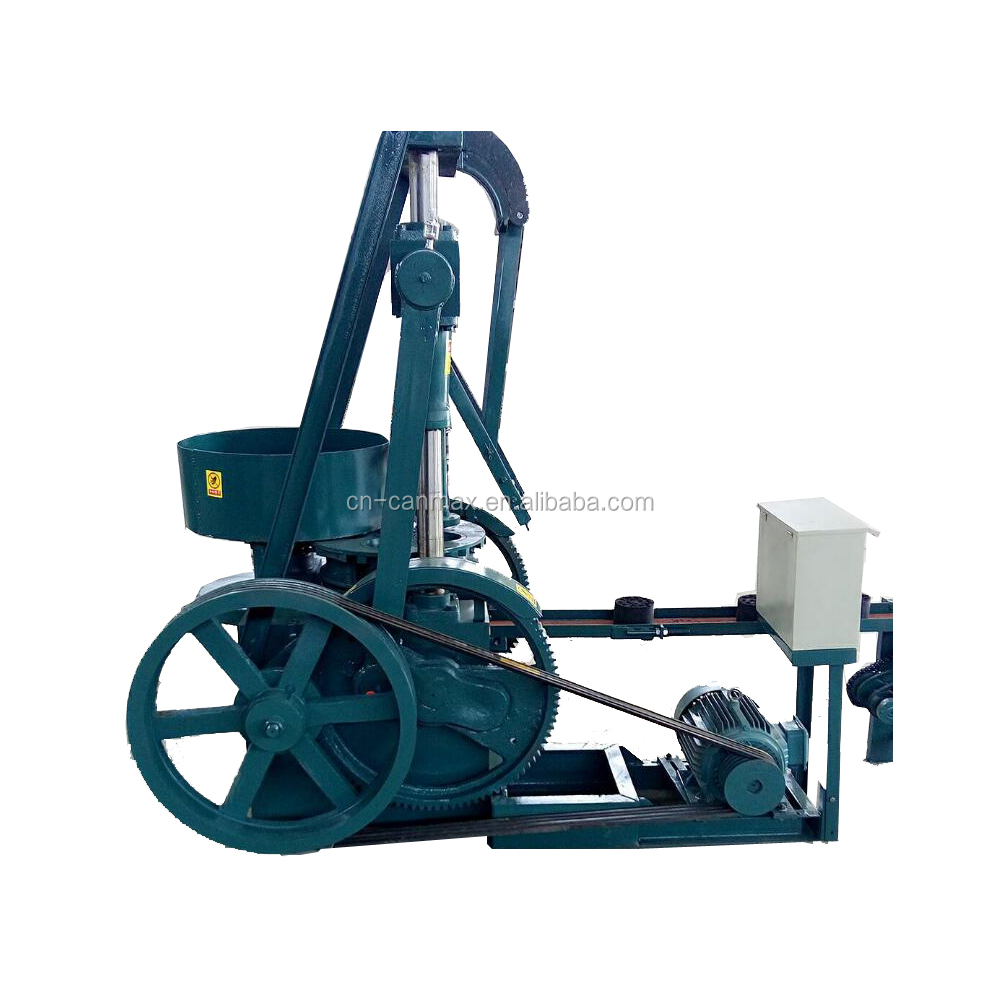 Hot selling charcoal dust brick making machine/honeycomb coal briquette making machine